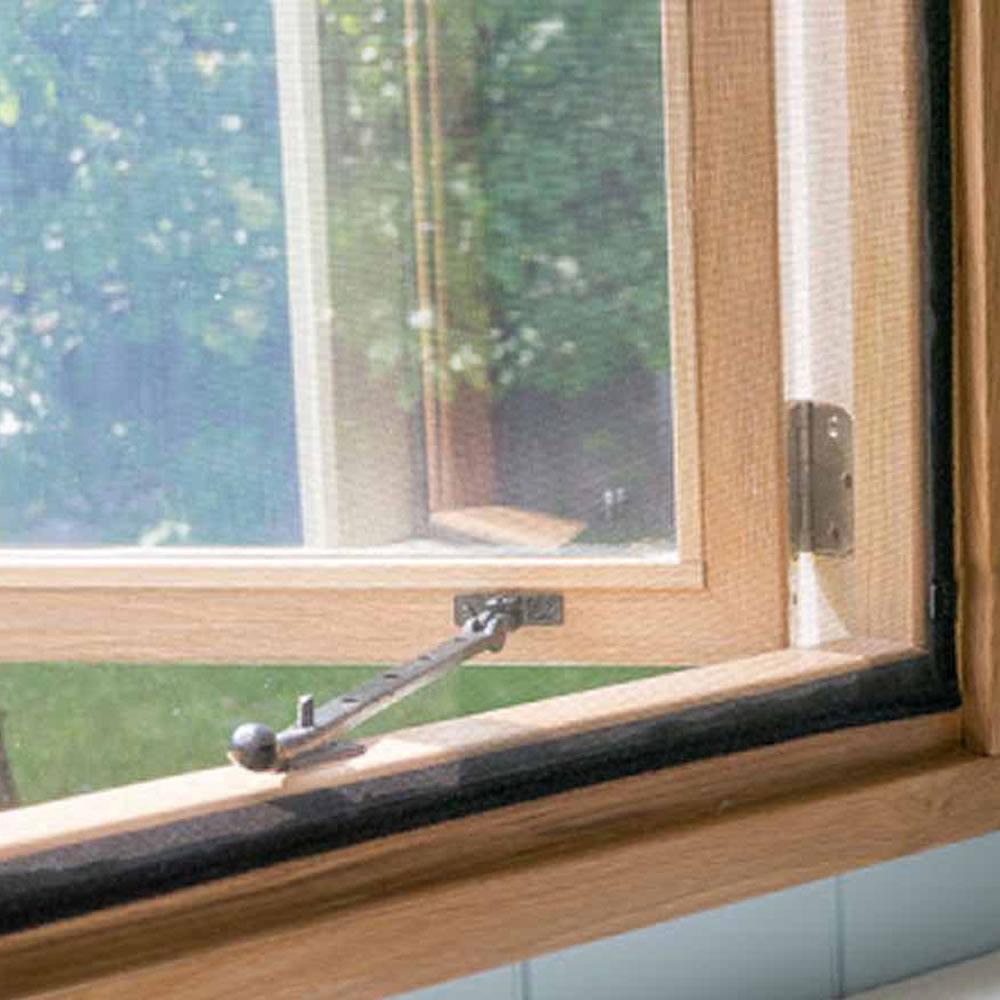 velcro window screen diy